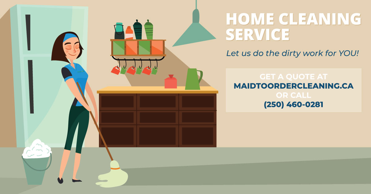 RESIDENTIAL CLEANING PENTICTON, BC